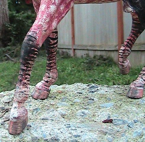 Dragon Winged Alien Horse And Hereford Bull Motorpurrrs Internet